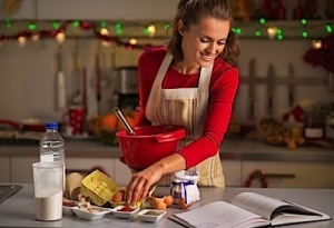 decorating your kitchen at christmas