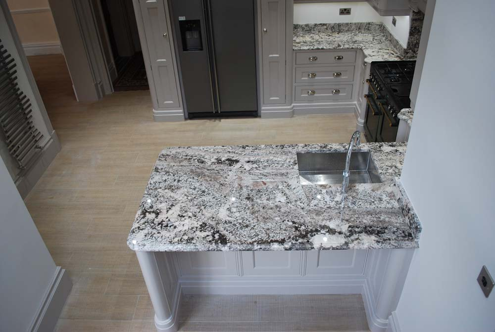 Cheshire Granite Line along with Phil Kirk Interiors