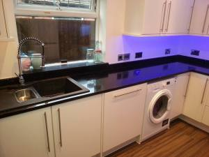 Kitchen surfaces in Cheshire