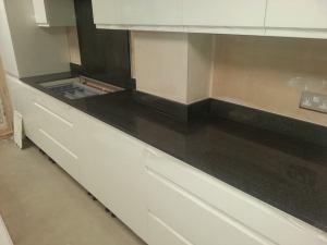 Seamless kitchen draw design