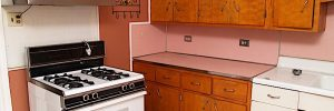 out of date kitchens