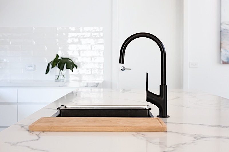 new taps for your kitchen